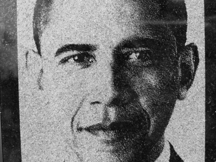 Gravure photo Obama