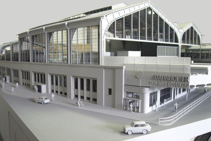 Modèle de station