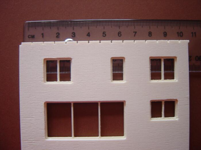 Modélisation Architecturale Miniatures CNC