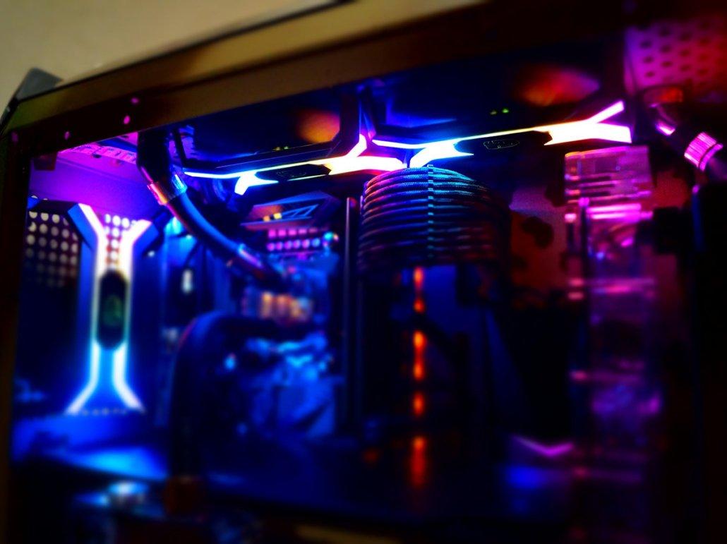 Modification dun boîtier PC