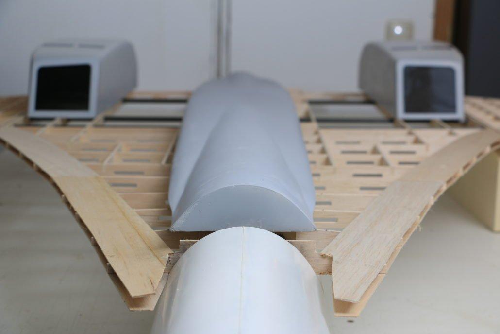 Pièce 3D modèle Concorde