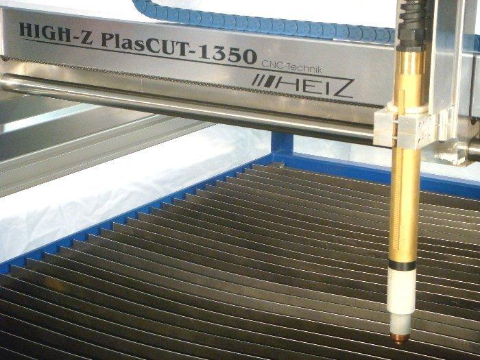 Pont de découpe CNC à découpe plasma