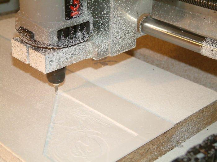Produire du lithophane avec la fraiseuse CNC