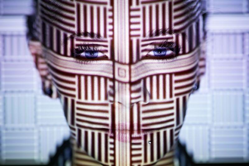 Scan textures bande scanner de lumiere 3D