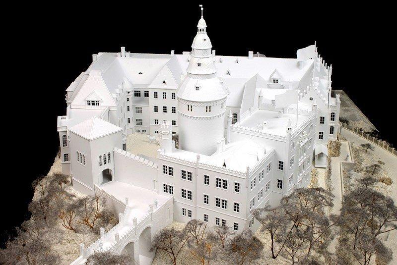 Urbanisme de modélisation architecturale