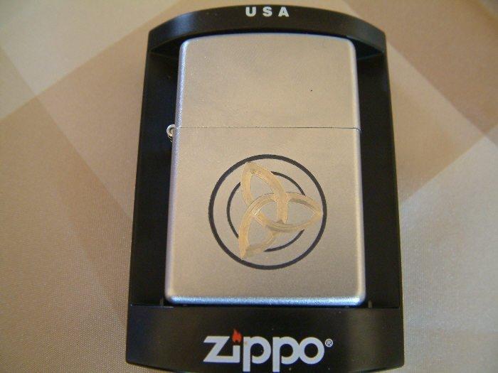Application de gravure sur briquet ZIPPO