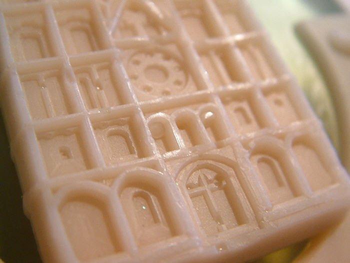 Fraisage de moules en silicones