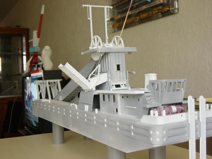 maquettisme de navire