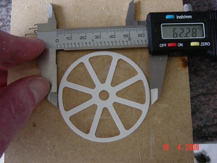 modèle roue dexcavatrice