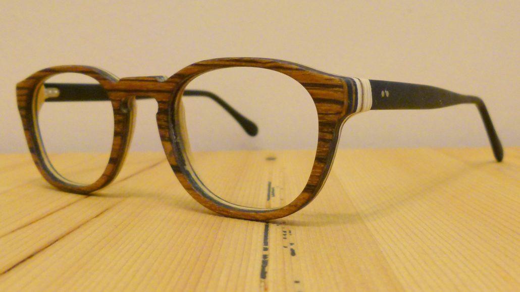 usinage cnc de lunettes en bois
