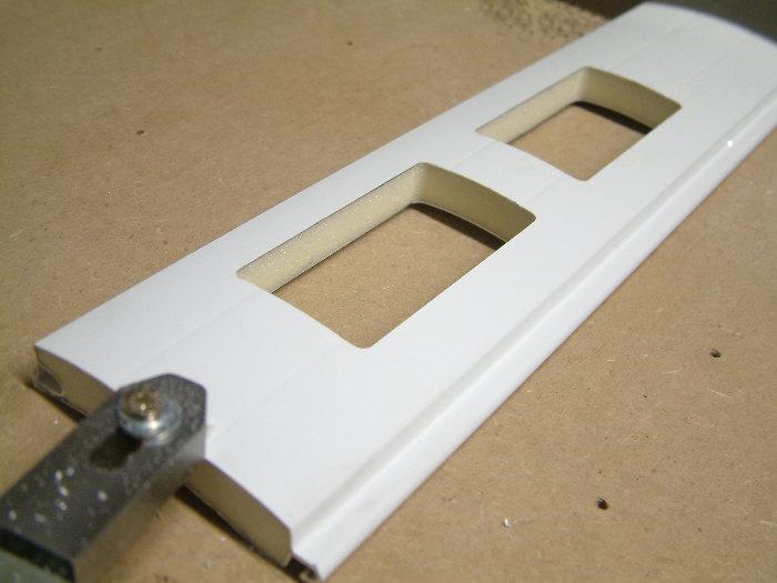 Travail sur matériau en composite